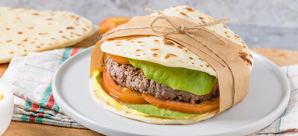 Piadinella Burger
